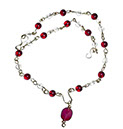 Garnet Glory Necklace