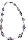 Lilac Beauty Necklace